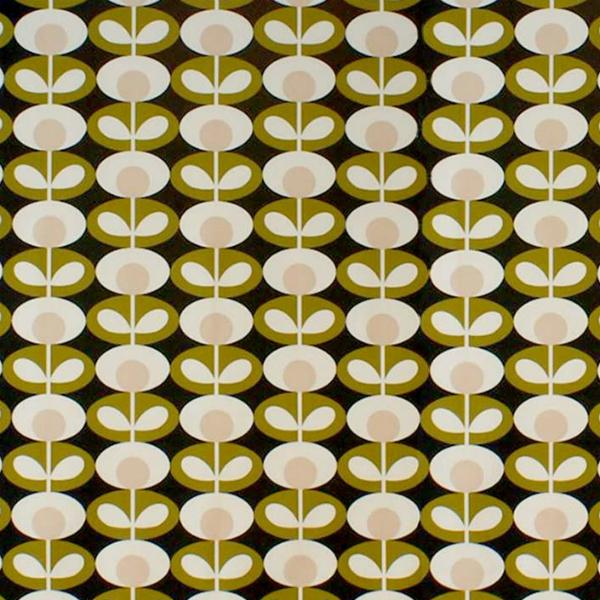 Orla Kiely Oval Flower Seagrass