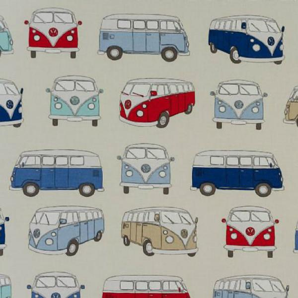 VW Campervans Blue
