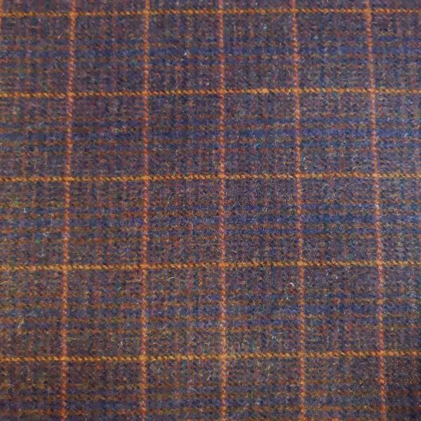 Wool Harris Tweed Monarch Check