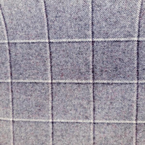 Wool Window Pane Check