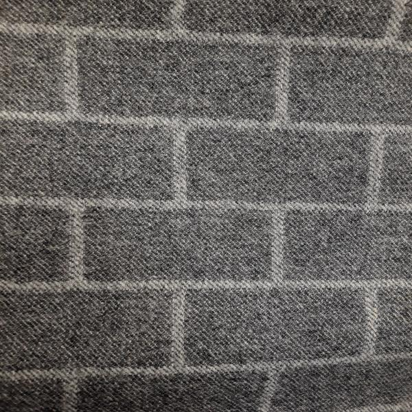 Wool Bricks Grey