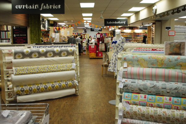 About Mandors Fabric Store